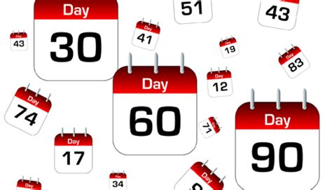 Calendar 90 Days From Today The 30 60 90 Day Plan Helps Newly Hired Talent Onboard