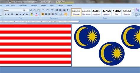 Microsoft Office 2007 Di Malaysia kipas bendera malaysia koleksi cikgu
