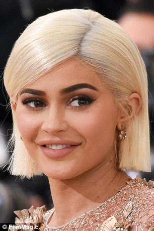 2017 Met Gala Hair and Makeup Trends   Daily Mail Online