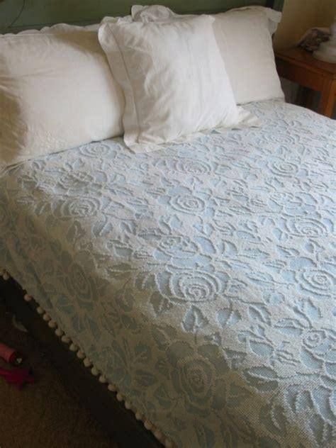 Antique Chenille Bedspreads Sale Vintage Chenille Bedspread 10 00