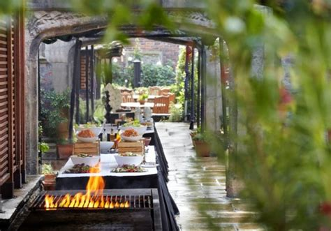 kensington roof top bar le rendezvous kensington roof gardens jan 2015 tickets