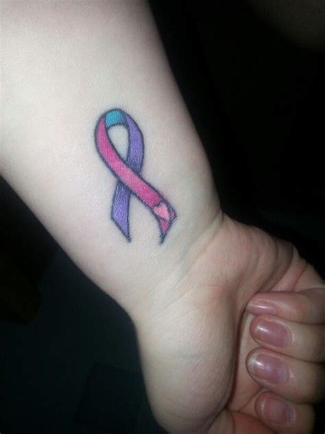 thyroid cancer tattoos best 25 thyroid cancer ideas on cancer