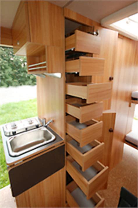 küchenblock mit schubladen reisemobil mit schubladen schrank