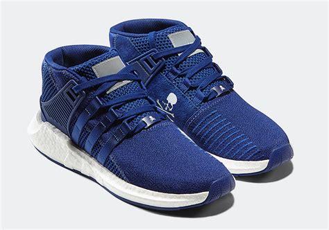 Sepatu Adidas Eqt Premium Black Navy mastermind x adidas mastermind world sneaker bar detroit