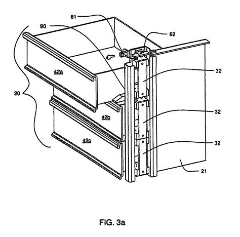 locking mechanism for chest of drawers patent us8696074 safety lock system for cabinet drawers