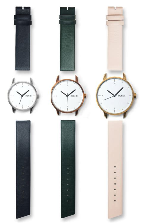 design milk minimalist watches time for minimalism with tinker watches design milk