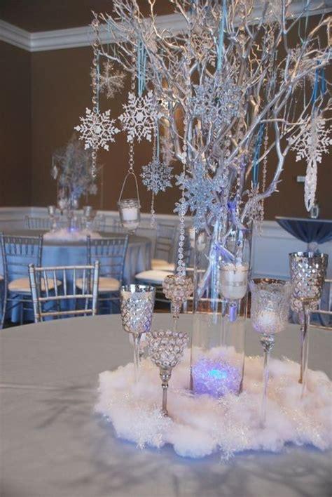 popular winter wonderland party decoration ideas
