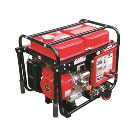 ge 9000 rs portable generator in india by hpm