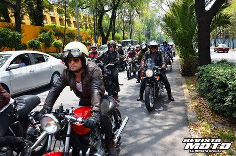 Bmw Motorrad Queretaro by Un D 237 A Muy Al Estilo Caf 233 Racer De Bmw Motorrad M 233 Xico