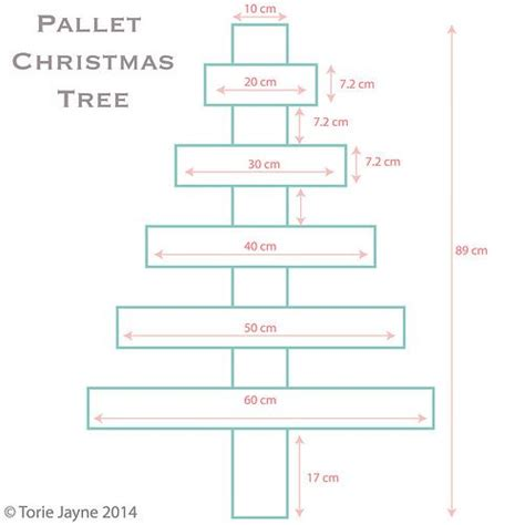 1000 ideas about pallet christmas tree on pinterest
