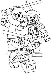 wars coloring book lego wars coloring pages to and print for free