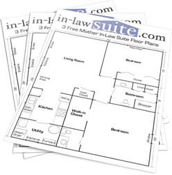 Mother In Law Plan by House Plans With Mother In Law Suite 1000 Images About