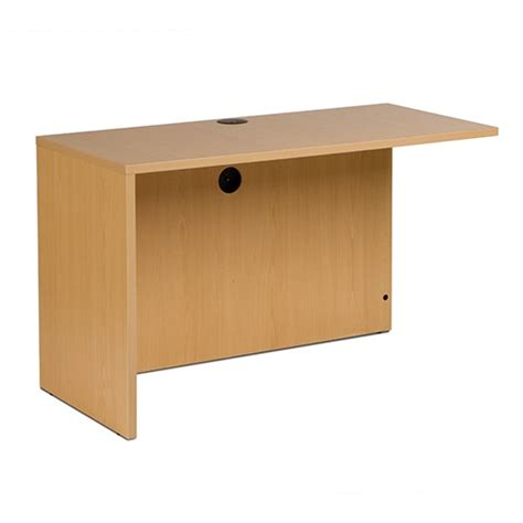 Desk Extensions by Vico Panel End Desk Extension