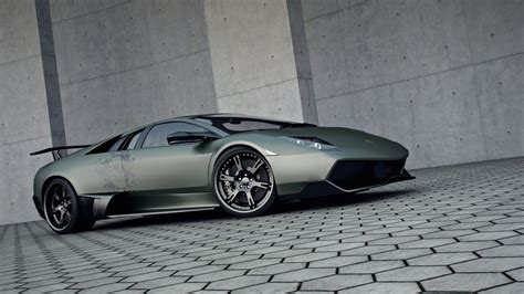 grey lamborghini wallpaper lamborghini cars gray roads wallpaper allwallpaper in