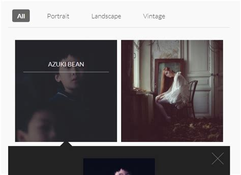 layout engine min js responsive filterable jquery portfolio gallery plugin
