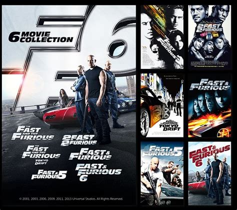 fast and furious years watch all fast and the furious movies for 250 baht