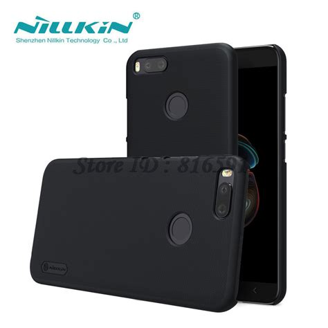 Hardcase Protection Xiaomi Mi 5 nillkin xiaomi mi a1 xiaomi mi 5x frosted shield back cover for xiaomi mi 5x mi