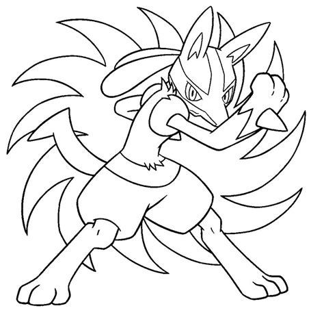 pokemon coloring pages of mega lucario pokemon lucario mega evolution coloring pages coloring pages