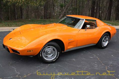 1975 Corvette L82 Convertible For Sale At Buyavette 174 Atlanta 1975 Corvette L82 For Sale