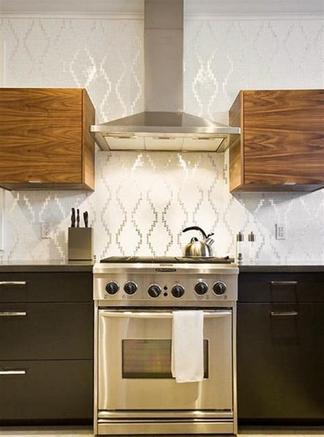 Contemporary Kitchen Wallpaper Ideas 25 Beautiful Kitchen Decor Ideas Bringing Modern Wallpaper Patterns And Colors