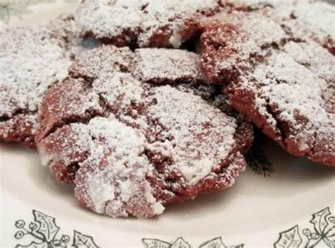 8 Awesome Cookie Recipes by Awesome Velvet Cookies Recipe Just A Pinch Recipes