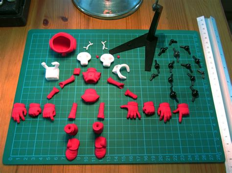 Creative Geometry Skull Chaser 3d Print
