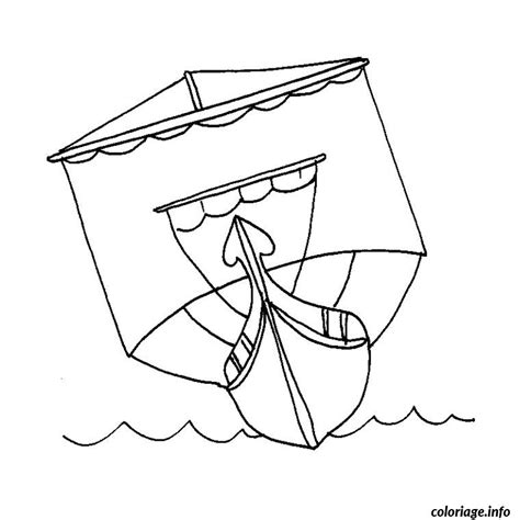 dessin bateau colorier coloriage bateau romain dessin