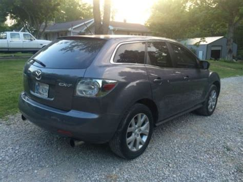2007 mazda mpg find used 2007 mazda cx7 suv 2 3 turbo 2wd 30mpg selling