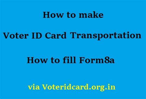 make voter id card voter id complete guide to get answers and solutions to