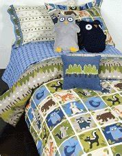 outdoor themed comforters com forest animals nature outdoor theme blue