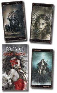 libro royo dark tarot deck llewellyn worldwide royo dark tarot deck product summary