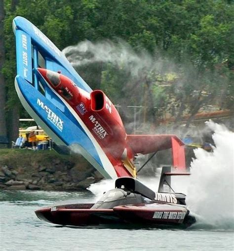 hydrofoil boat crash the matrix videos and classic on pinterest