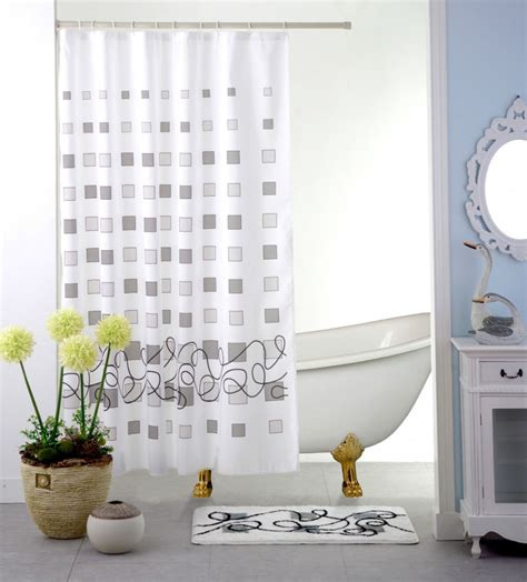 Tiang Tirai Kamar Mandi 22 model tirai kamar mandi minimalis terbaru 2018 lagi ngetrend dekor rumah