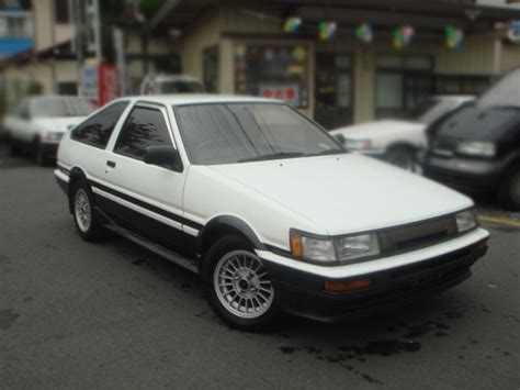 Beforward Toyota Corolla Vvti 1986 Corolla Gts For Sale Autos Post