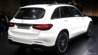 Mercedes White Color Mercedes Glc In White Color Car Pictures Images