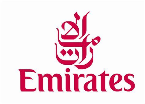 emirates logo airlines serving iad