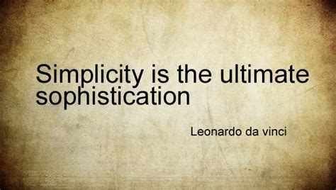 leonardo da vinci easy biography live simple quotes top 12 simple living quotes