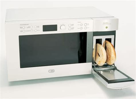 LG LTM9000ST 0.9 cu. ft. Combination Microwave Oven and