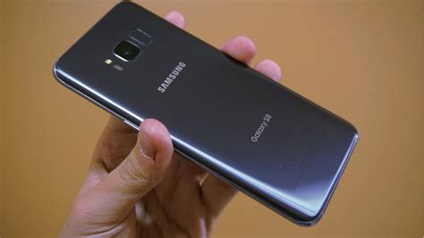 Samsung Galaxy A8 Orchid Gray samsung galaxy s8 unboxing orchid grey