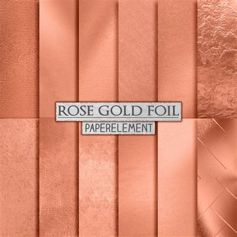 gold printable paper uk rose gold foil backgrounds rose gold digital paper metallic