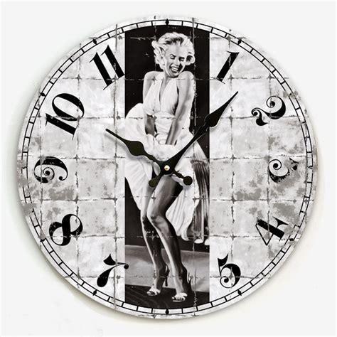 Wholesale 34cm Vintage Silent Round Large Wood Kitchen Wall Clock   wholesale 34cm vintage silent round large wood kitchen