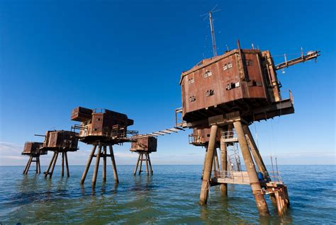 Sale Pistol Mainan Air Sport Series Mundo Gun 3 In 1 deserted places maunsell forts the abandoned sea forts from world war ii