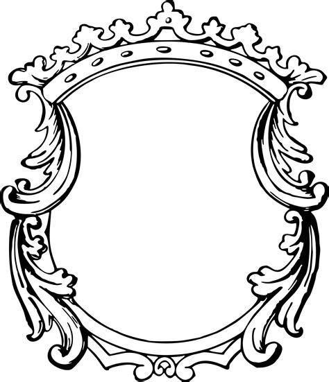 Tas Cantik Pearl Plat Floral clipart frame 44