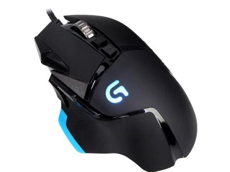 logitech g502 proteus tunable gaming mouse newegg