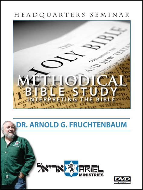 Methodical Bible Study methodical bible study interpreting the bible dvd