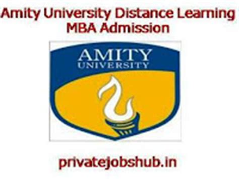 Amity Mba Fees 2017 by Amity Distance Learning Mba Admission 2017 Fees