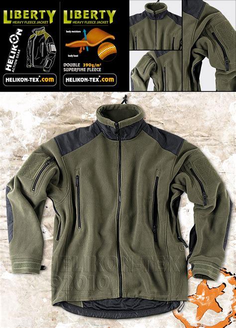 Myu Robot Fleece Jacket helikon liberty heavy tactical fleece olive