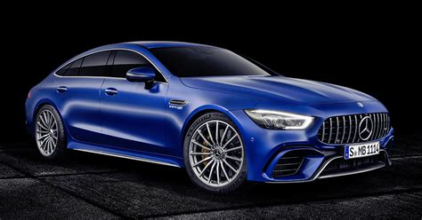 mercedes amg gt 2019 2019 mercedes amg gt 4 door coupe hiconsumption