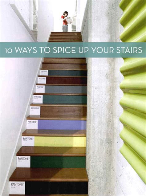 Staircase Makeover Ideas Eye 10 Diy Staircase Makeover Ideas Curbly