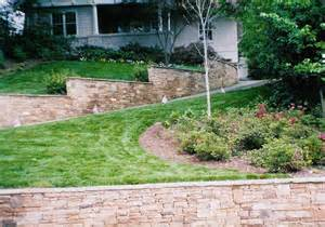 landscape retaining wall gravity retaining walls at a glance nonarchitect